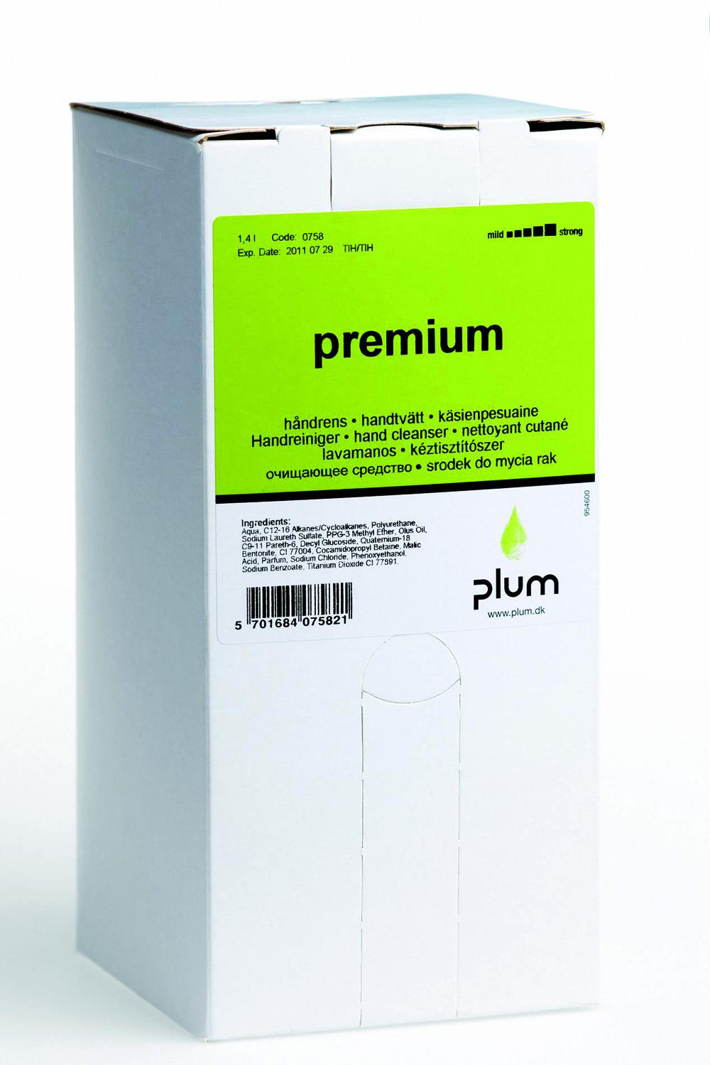 Plum Premium