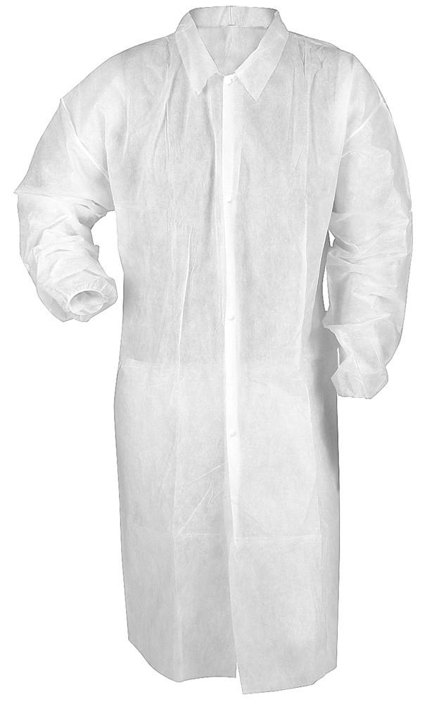 Mantel Polypropylen ohne Taschen