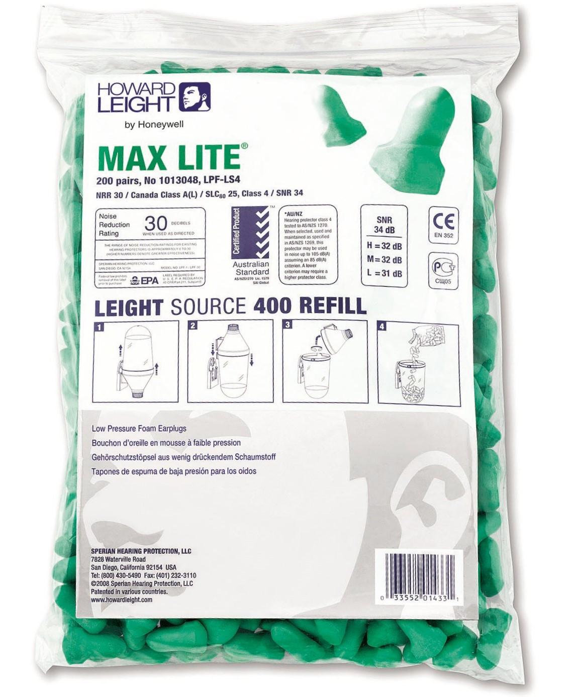 Max Lite LPF-1