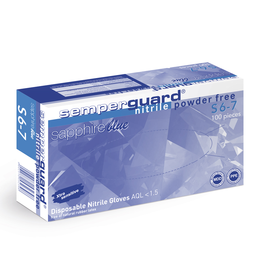 Semperguard Sapphire blue